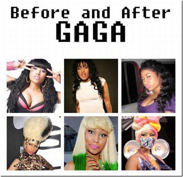 Antes e Depois Gaga (3)