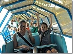 Blitz Sensorial: Ian Izidoro se diverte no Parque da Xuxa