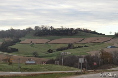 Terraced Farming in Iowa