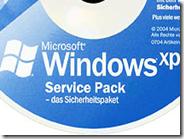 Come risolvere quando è impossibile installare i Service Pack di Windows XP dopo il ripristino