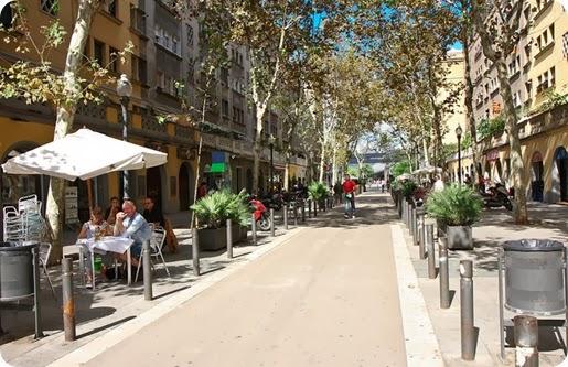 honeymoon in Barcelona