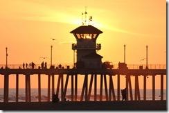 Pier Sunset Ralph Palomares