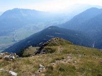 Ziljska dolina in Dobrač z Ojstrnika