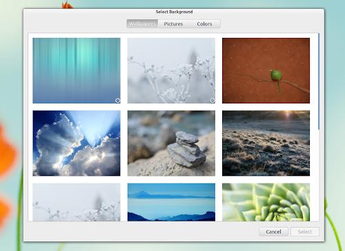 GNOME Control Center 3.6 su Ubuntu 12.10