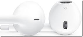 EarPod le nuove cuffie dell'iPhone 5