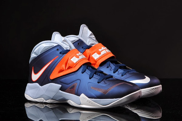 New Nike Zoom Soldier VII Brave Blue amp Red 599264401