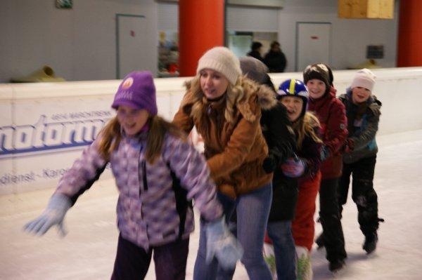 WiWö Eislaufen - Bildergalerie