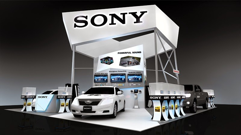 Sony Booth 2
