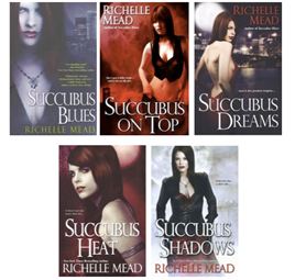 Georgina Kincaid series