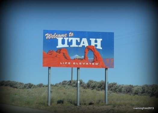 Another new state - Utah