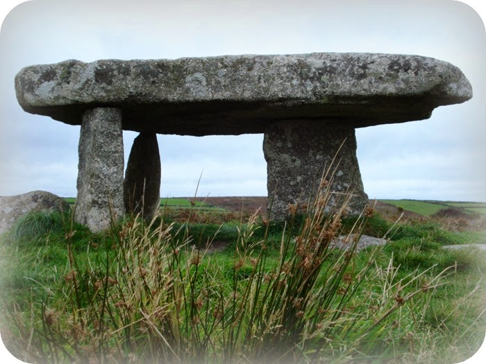 Lanyon Quoit 2