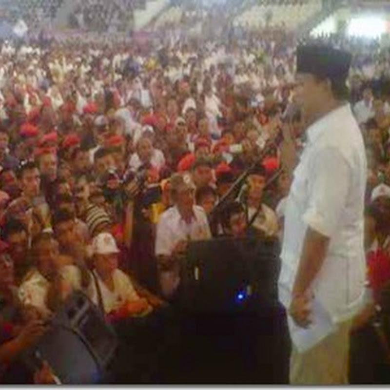 Kampanye santun ala Prabowo...