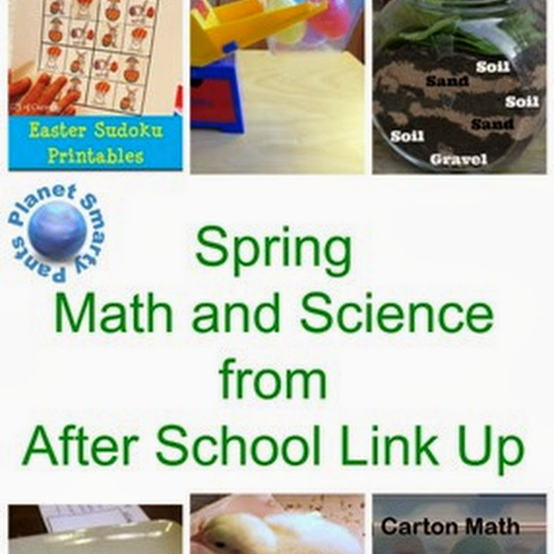 Spring Science and Math Ideas from After School