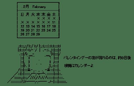暁美ほむら「バレンタインデーの夜が現れるのは、約3日後」 (魔法少女まどか☆マギカ)