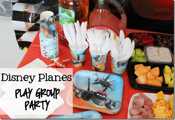 Disney Planes Play Group Party #shop #WorldofCars