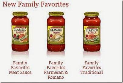Classico Pasta Sauce 01