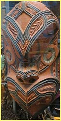 Máscara maorí