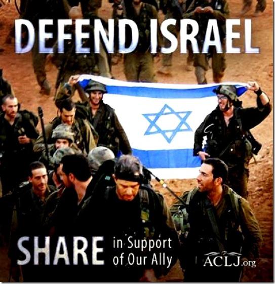 Defend Israel - ACLJ