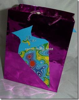 Geschenkverpackung zur Einschulung
