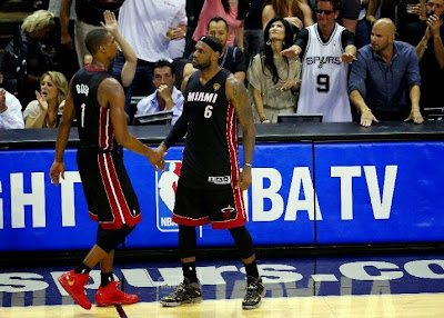 lebron james nba 140615 mia at sas 41 game 5 San Antonio Spurs Are Champions Again After Defeating Miami Heat in 2014 NBA Finals