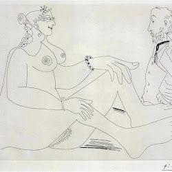 Picasso, prostitute & Degas