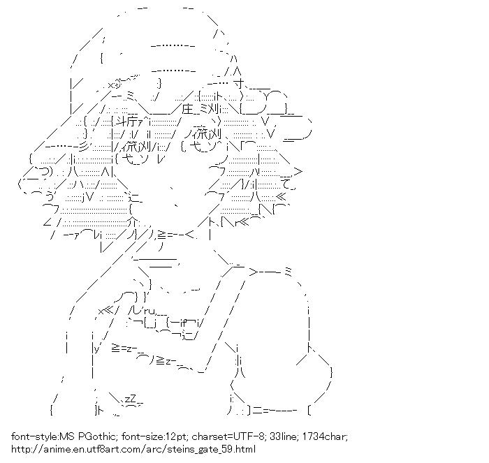 Steins;Gate,Shiina Mayuri