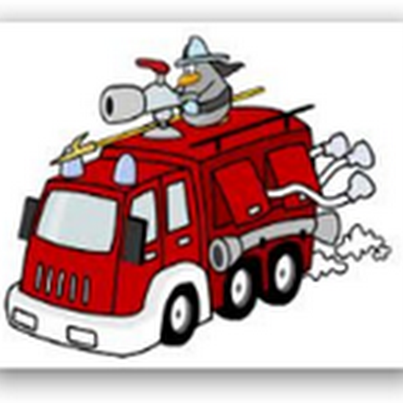 Fire Department Uses Risk Assessment for Emergency Response Criteria, Cutting Types of Responses So As Not To Over Expose the Firefighters And the Trucks to Risk…Who Let This Geek Out of His Room?