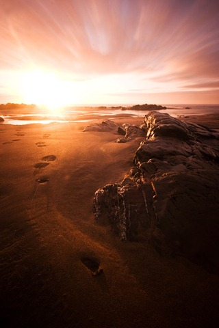 Coastal-Rocks-at-Sunset-4