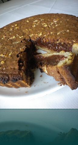 crostata brownies accademia del tartufo