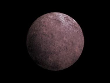 planeta anão Branca de Neve