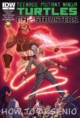 Actualización 05/04/2015: TMNT Ghostbusters - Cucaracho nos trae el numero 3 tradumaquetado por el, y el numero 4 traducido por TarkuX [The Lax Proyect] y maquetado por Cucaracho.