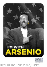 &#39;I&#39;m With Arsenio&#39; photo (c) 2010, TheDorkReport - license: http://creativecommons.org/licenses/by-sa/2.0/