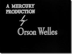 Citizen Kane Mercury