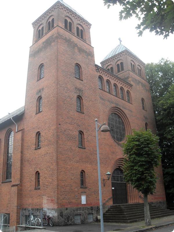 Skt Annæ Kirke - Amager
