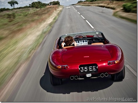 Jaguar E-Type Speedster7