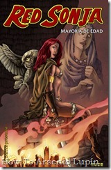 P00008 - RED SONJA - Mayoria de Edad
