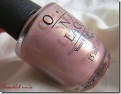 OPI Butterfly Moment