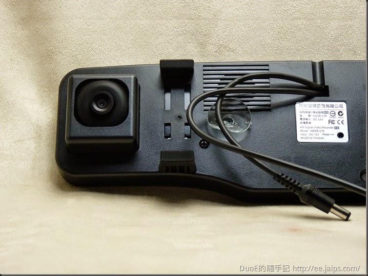 Carscam HDVR-170 鏡頭