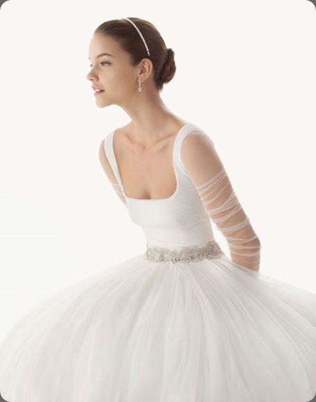 wedding dress vestido_de_novia_rosa_clara_135 rosa clara belinda style front
