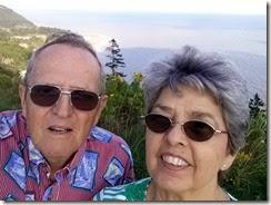 Us at Bay of Fundy