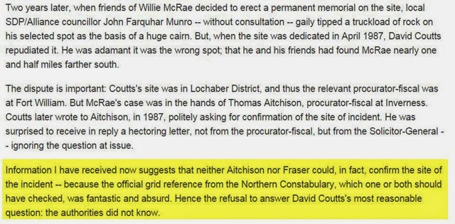 Herald 27 March 1995 Extract 4A Macleod