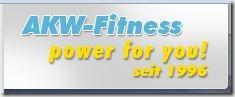 Akw-Fitness Shop mit vielen Fitnessgeräten
