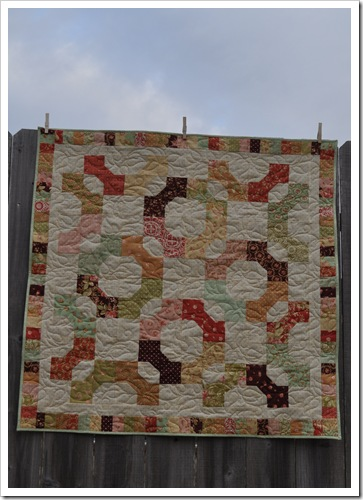 Mill House Best quilted
