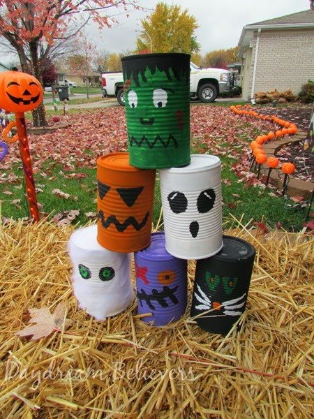 Halloween Recap on daydreambelieversdesigns.com  #halloween Games for Kids