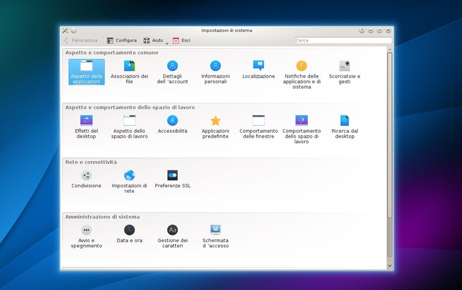 KDE Plasma Next Icons