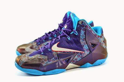 lebron11 summit lake hornets 11 web white The Showcase: Nike LeBron XI Summit Lake Hornets
