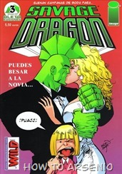P00003 - Savage Dragon 03 Aleta Añ