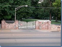 8106 Graceland gates - Memphis, Tennessee