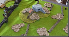 Abandoned forts