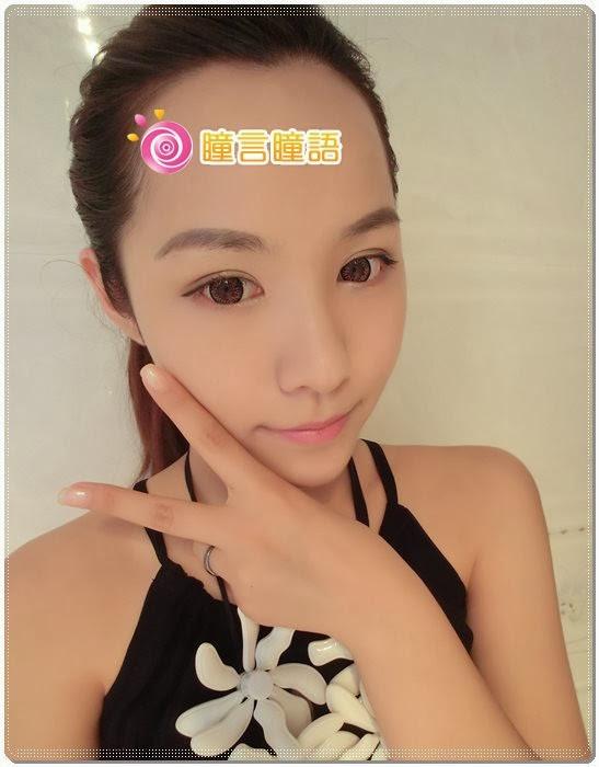 日本ROYAL VISION隱形眼鏡-Summer Doll灰7
